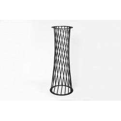 pied de table haute metal design