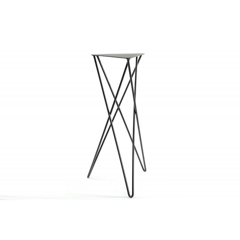 pied triple 71cm hairpin legs la fabrique des pieds. Black Bedroom Furniture Sets. Home Design Ideas