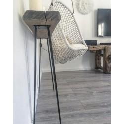 pied de table skate 71cm hairpin legs la fabrique des. Black Bedroom Furniture Sets. Home Design Ideas