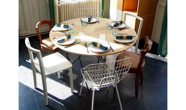 grande table ronde
