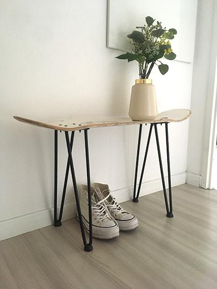 banc avec pied skate 2