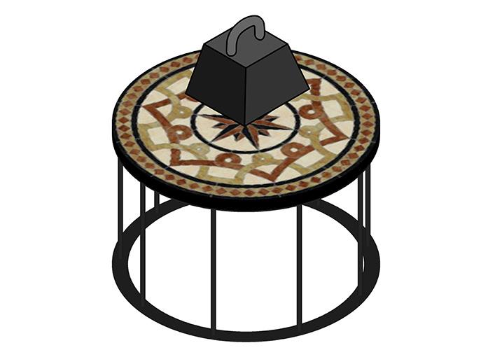 Diy table basse gigogne étape 3