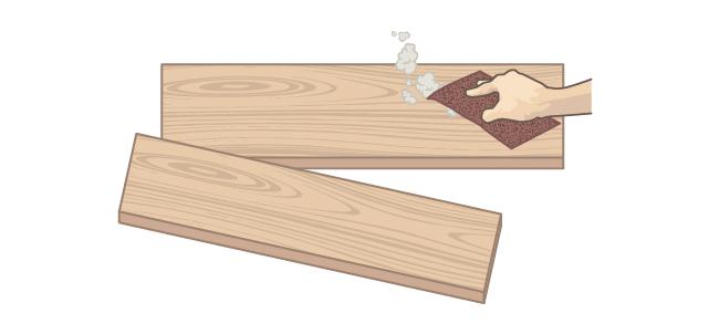 Nouvel DIY : Fabriquer son meuble de salle de bain   La Fabrique des Pieds QY-75