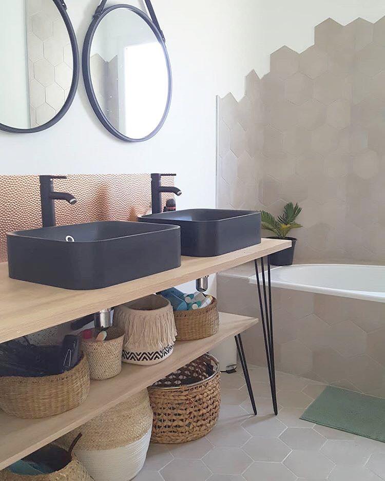 Audacieuse DIY : Fabriquer son meuble de salle de bain   La Fabrique des Pieds MI-36
